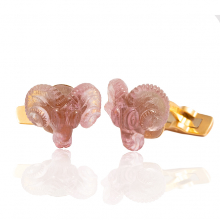 "CUFFLINKS ""CARVING ART"" COLLECTION"