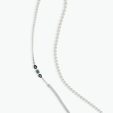 Diamond and Pearl Sautoir